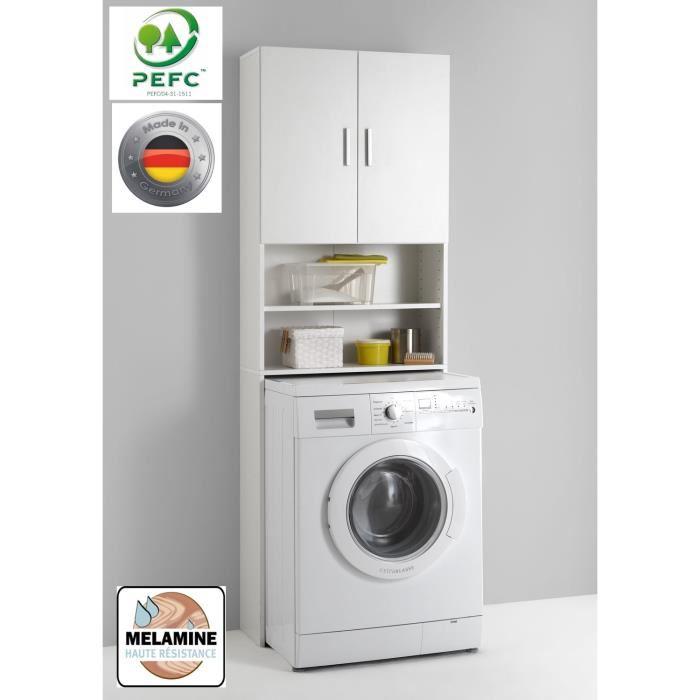 caisson machine à laver