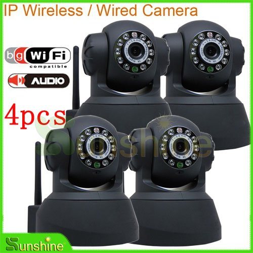 camera video surveillance wifi