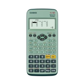 casio calculatrice