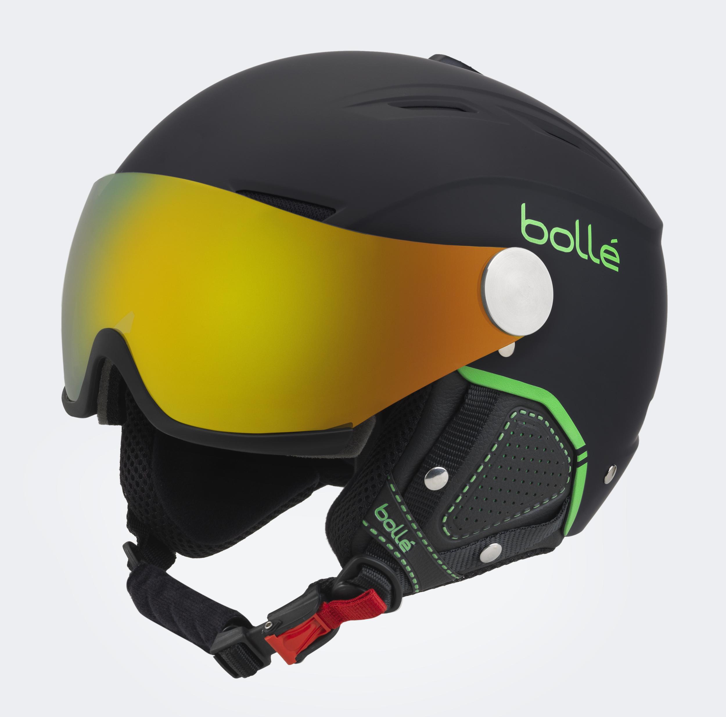 casque visiere ski
