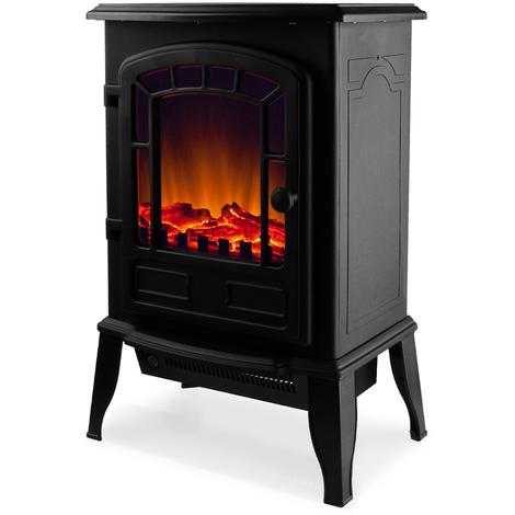 chauffage electrique cheminée