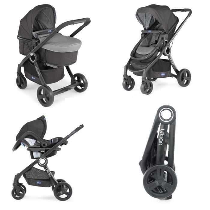 chicco trio pack urban plus