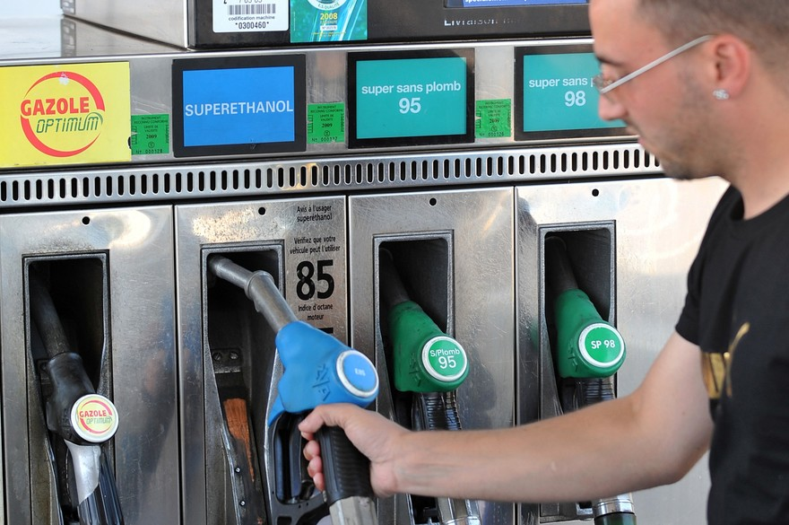 ethanol voiture