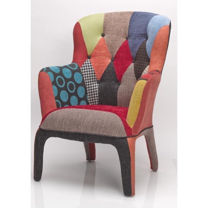 fauteuil couleur