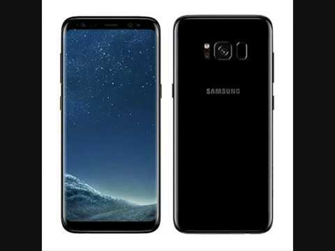 galaxy s8 fiche technique