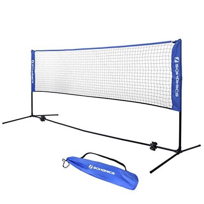 hauteur filet badminton