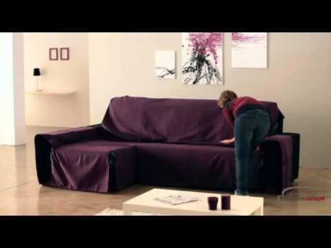 housse canapé d angle universelle