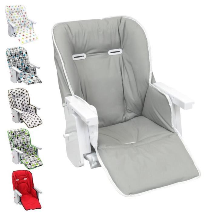 housse chaise haute bébé confort