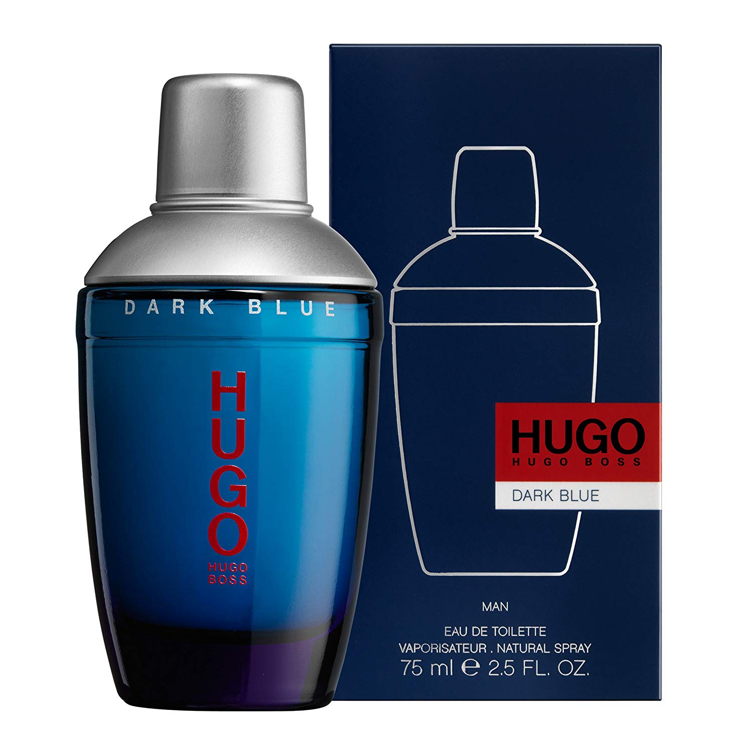 hugo boss dark blue