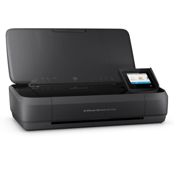 imprimante scanner portable