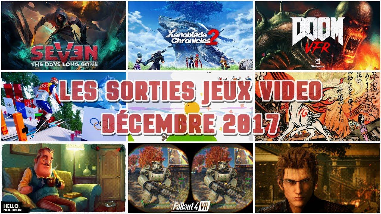 jeux video 2017