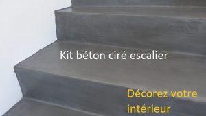 kit béton ciré