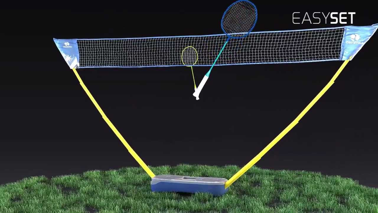 kit filet badminton