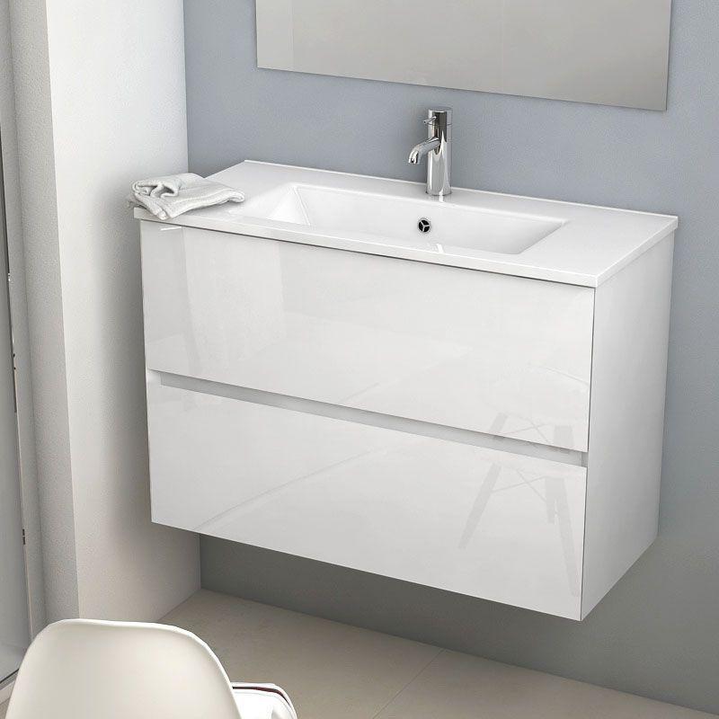 lavabo faible profondeur