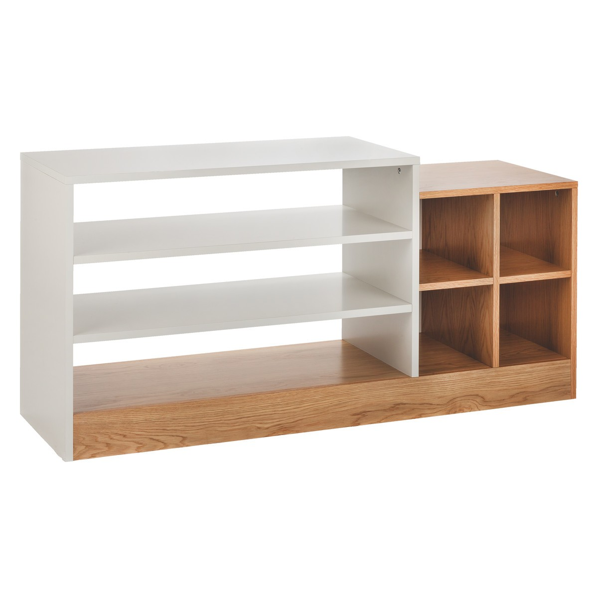 low shelving unit