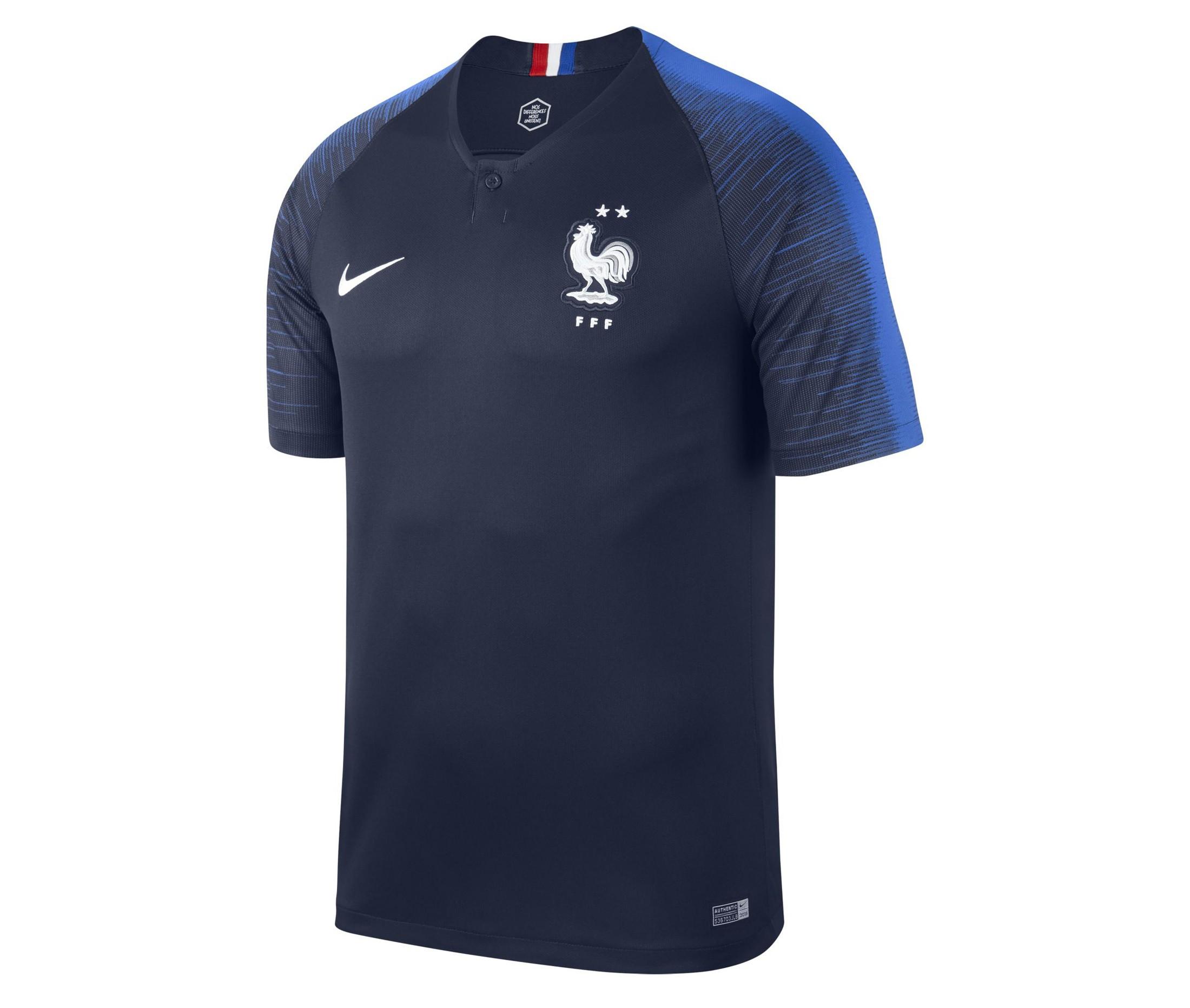 maillot france 2018 coupe du monde