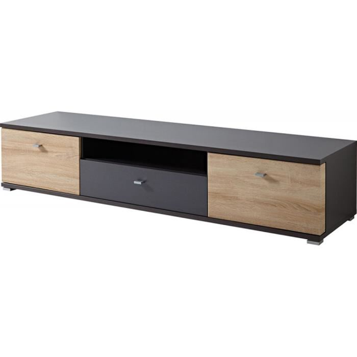 meuble bas avec tiroir