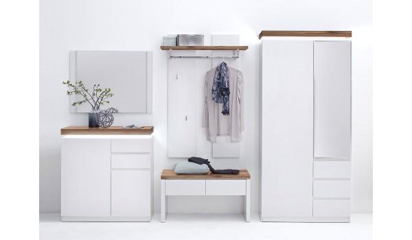 meuble entree blanc