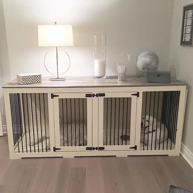 meuble pour chien