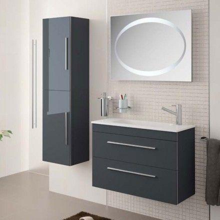 meuble salle de bain profondeur 35