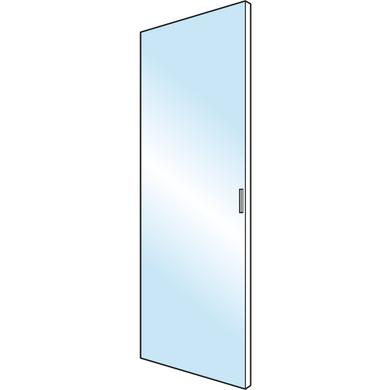 miroir sur porte