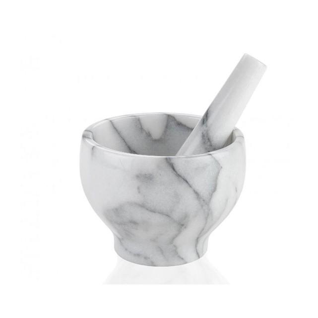 mortier marbre