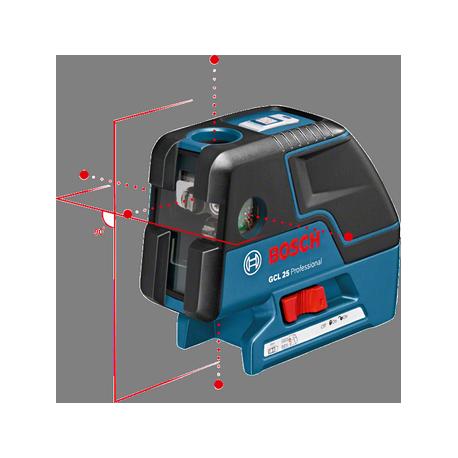 niveau laser bosch pro