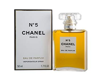 no 5 eau de toilette