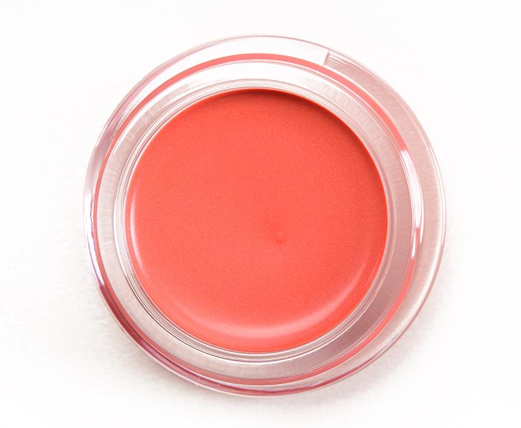 peach cream blush