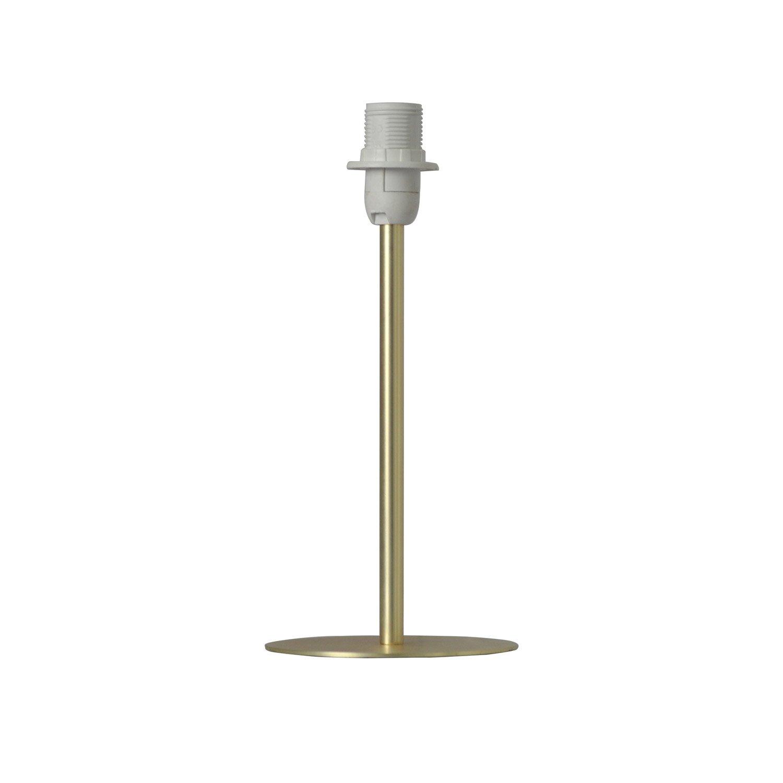 pied de lampe metal