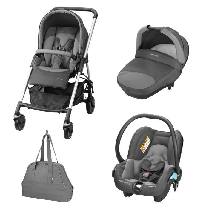 poussette bebe confort trio streety