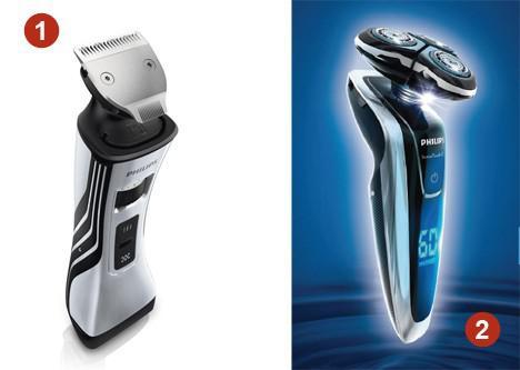 rasoirs et tondeuses électriques