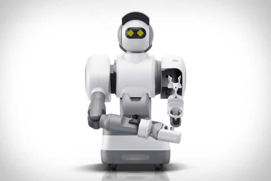 robot domestique