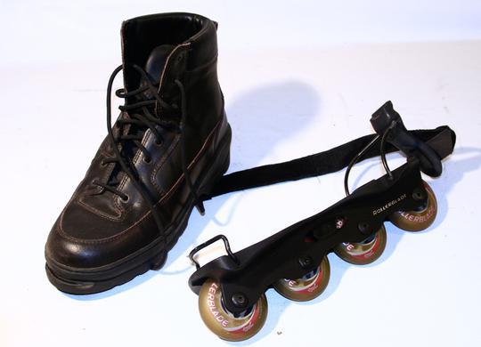 roller détachable