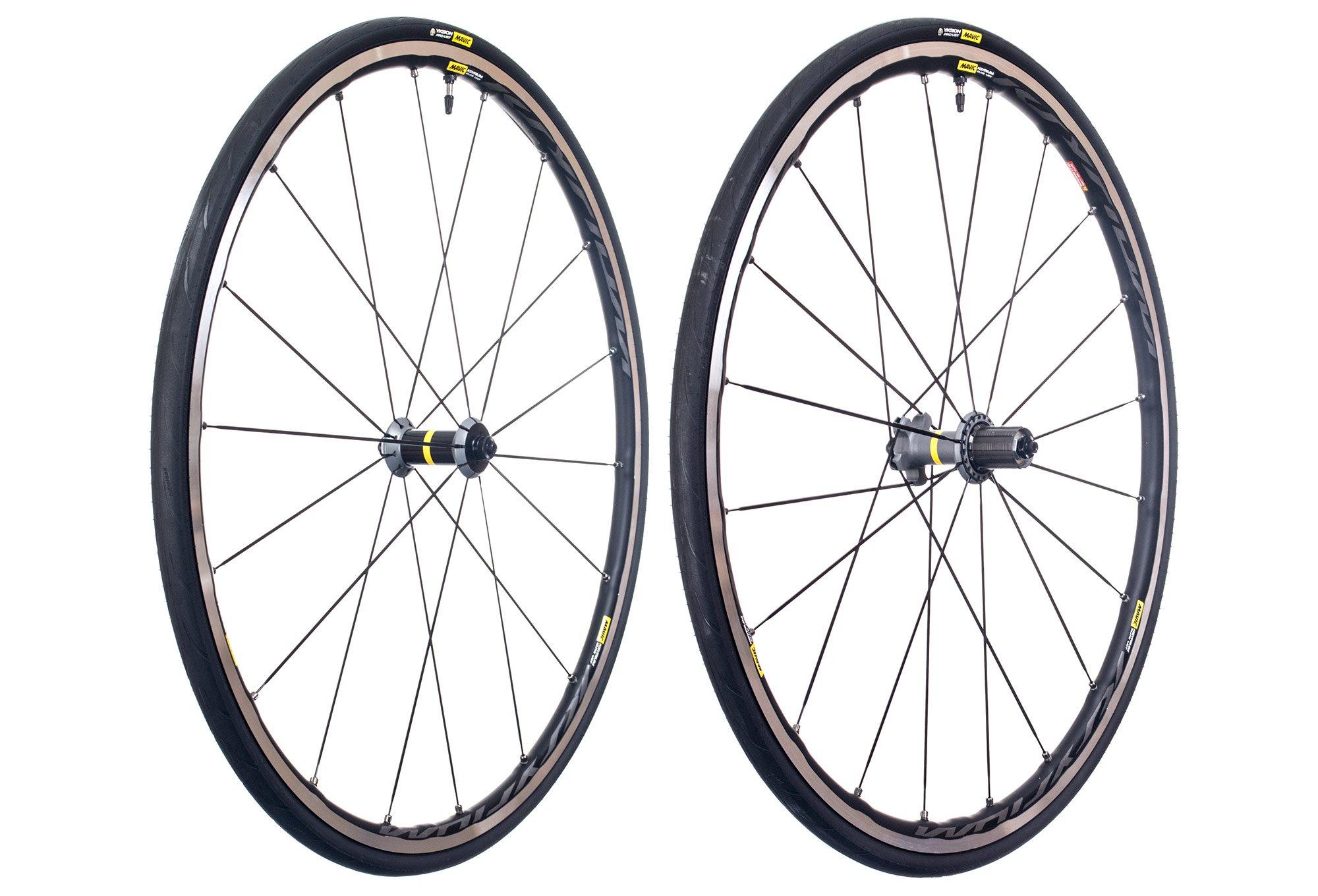 roues mavic ksyrium elite