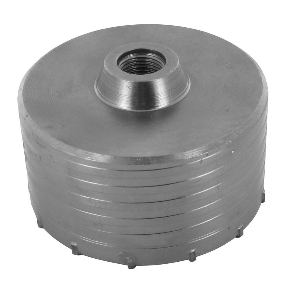 scie cloche beton 125