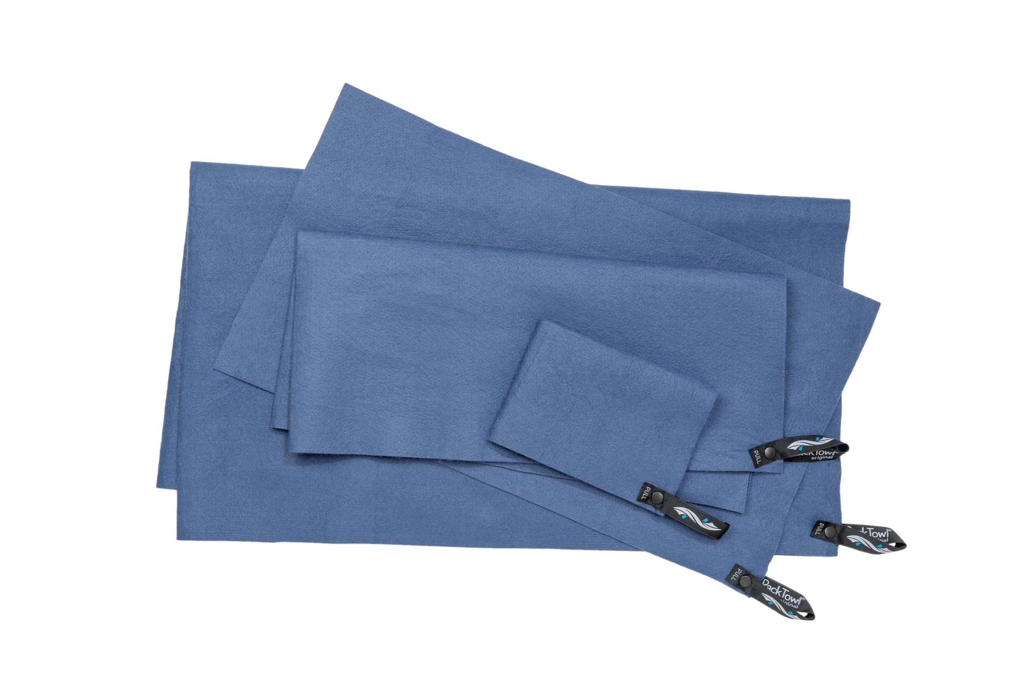 serviette compacte