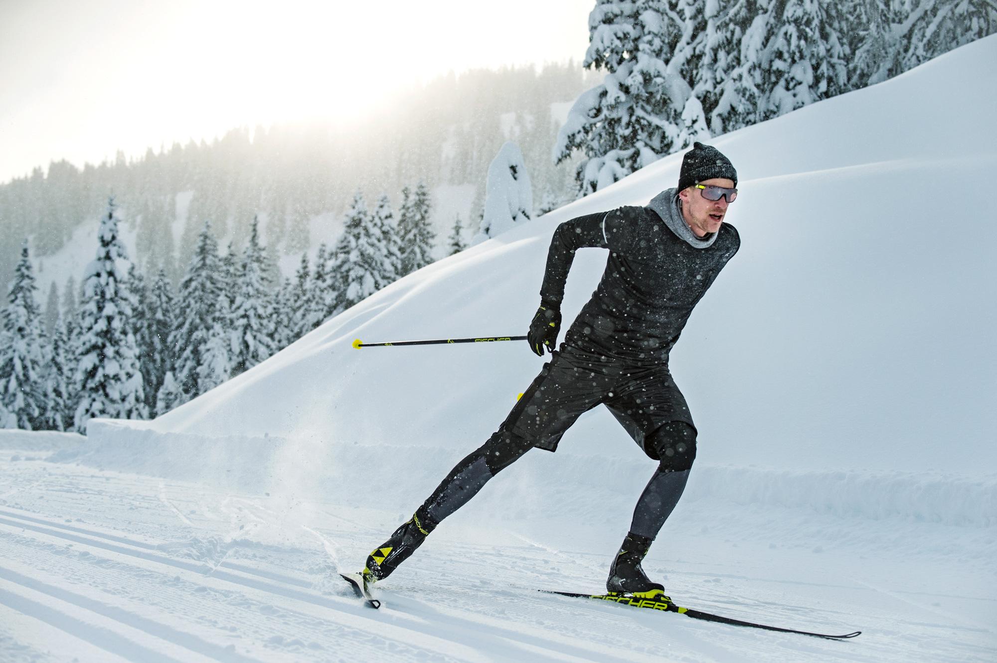 skating ski
