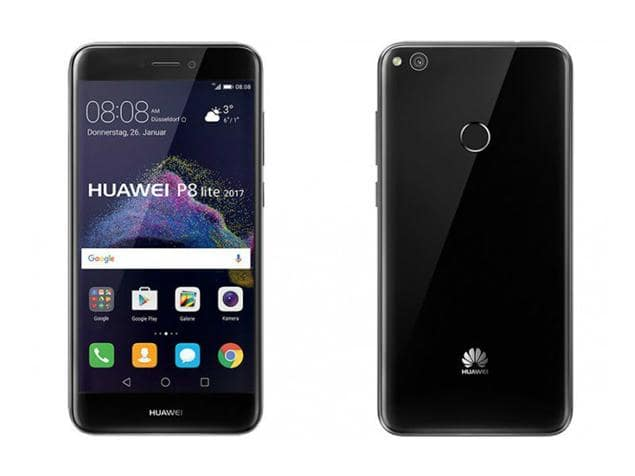 smartphone huawei p8 lite 2017