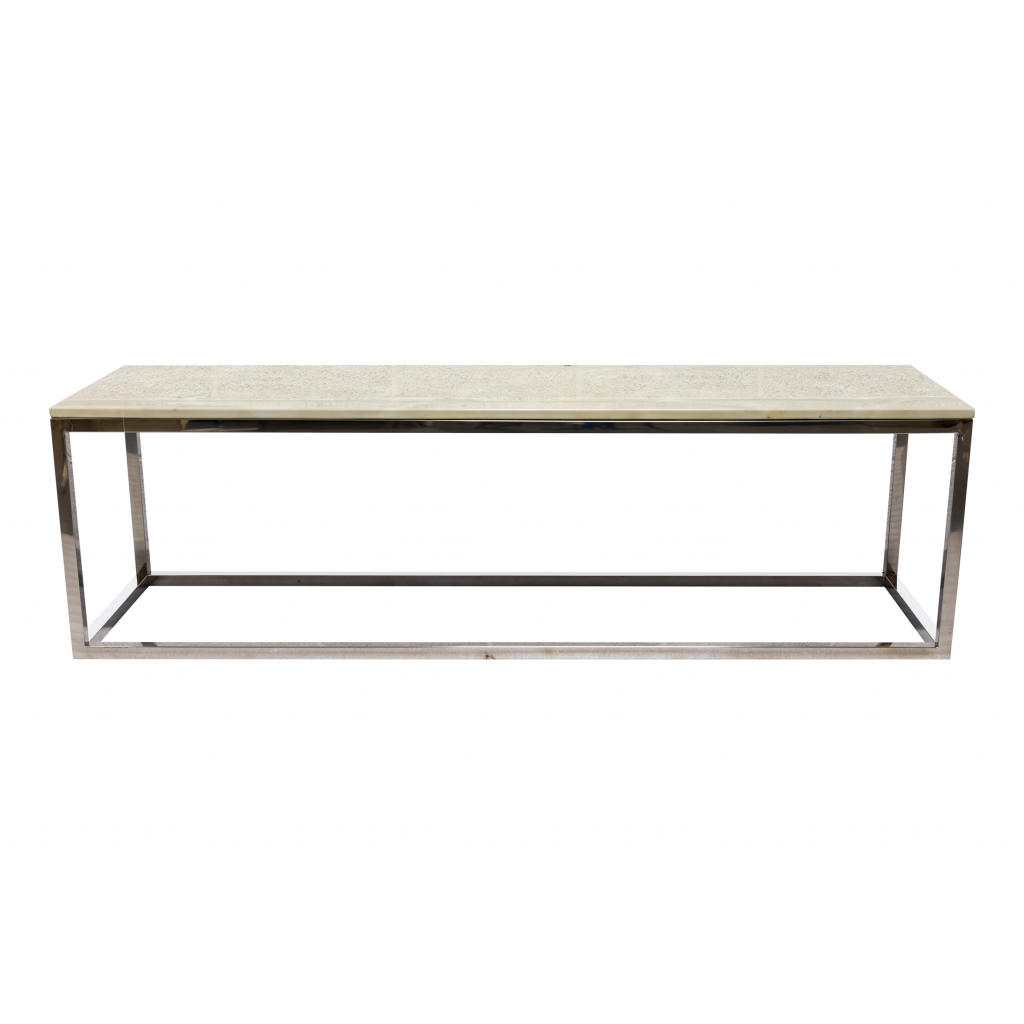 table basse longue