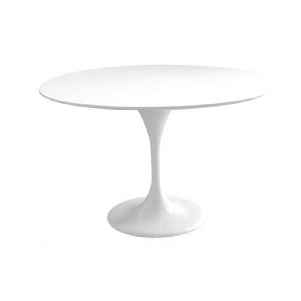 table ronde tulipe