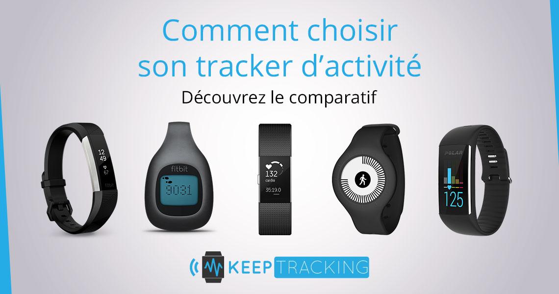 tracker d activité