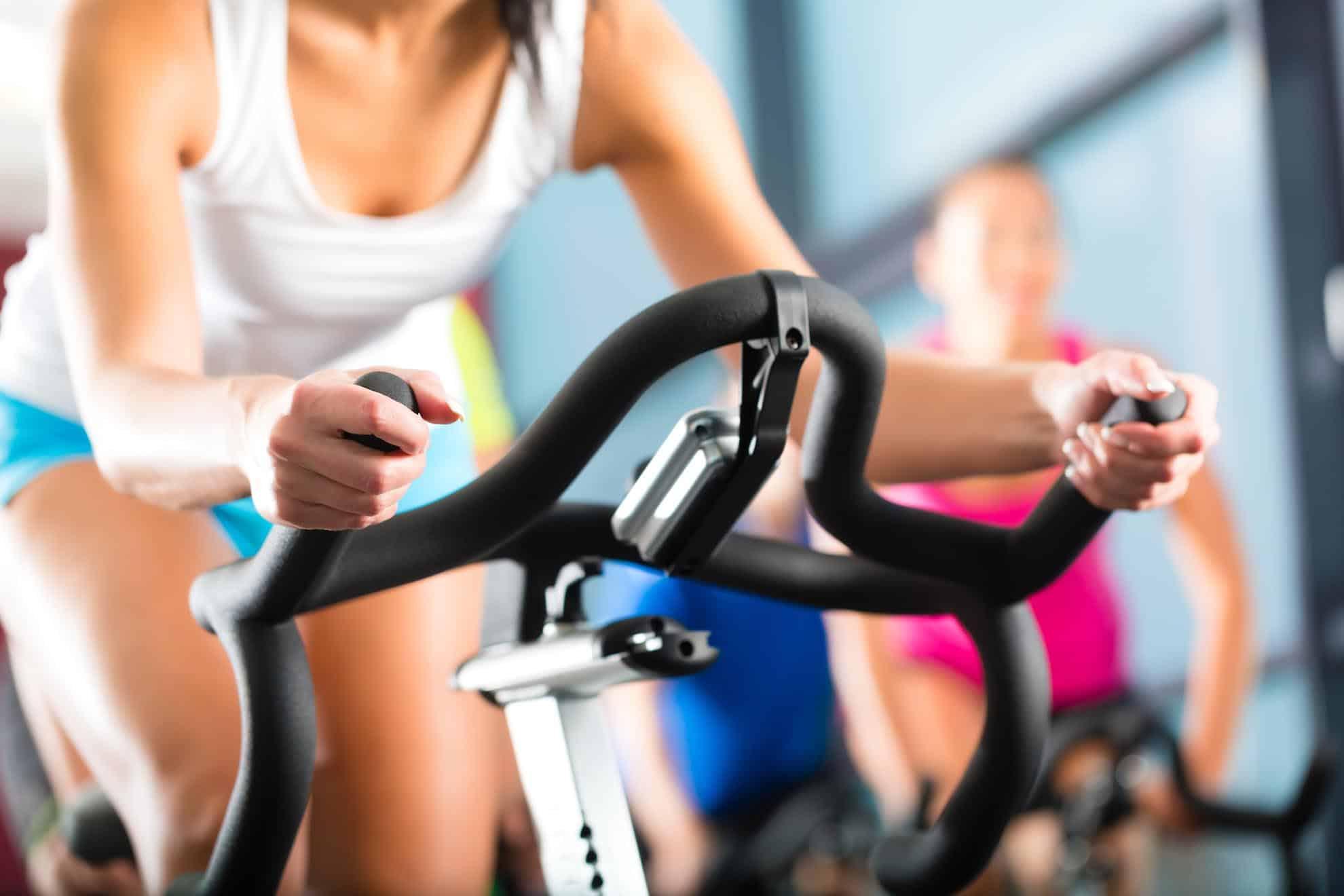 vélo perte de poids
