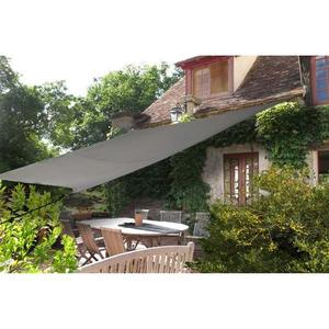 voile ombrage rectangulaire