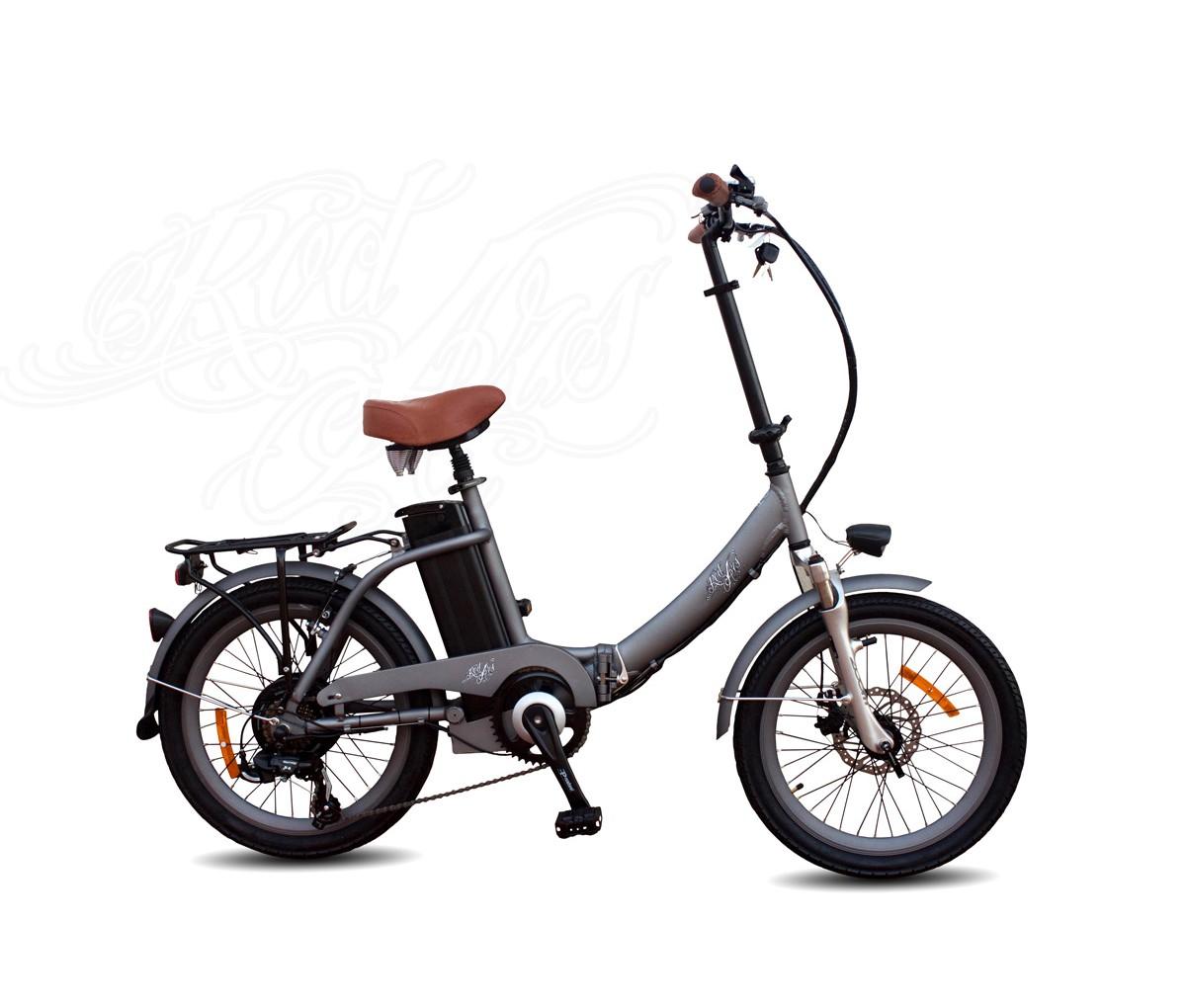 bicyclette électrique