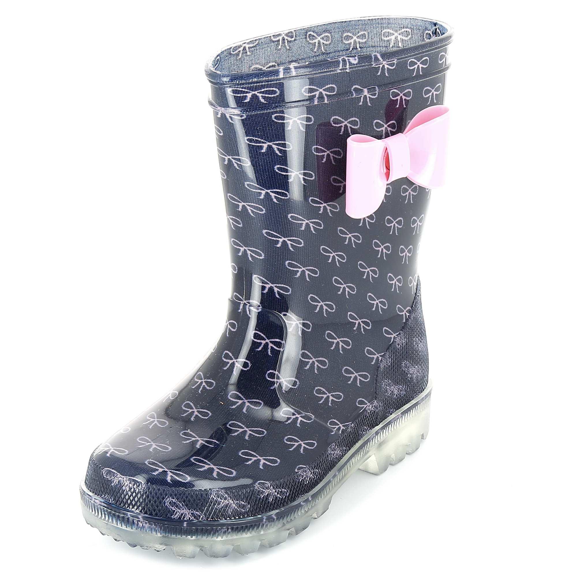 bottes de pluie fille