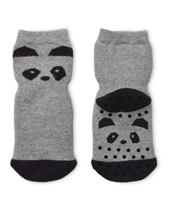 chaussettes antidérapantes bébé