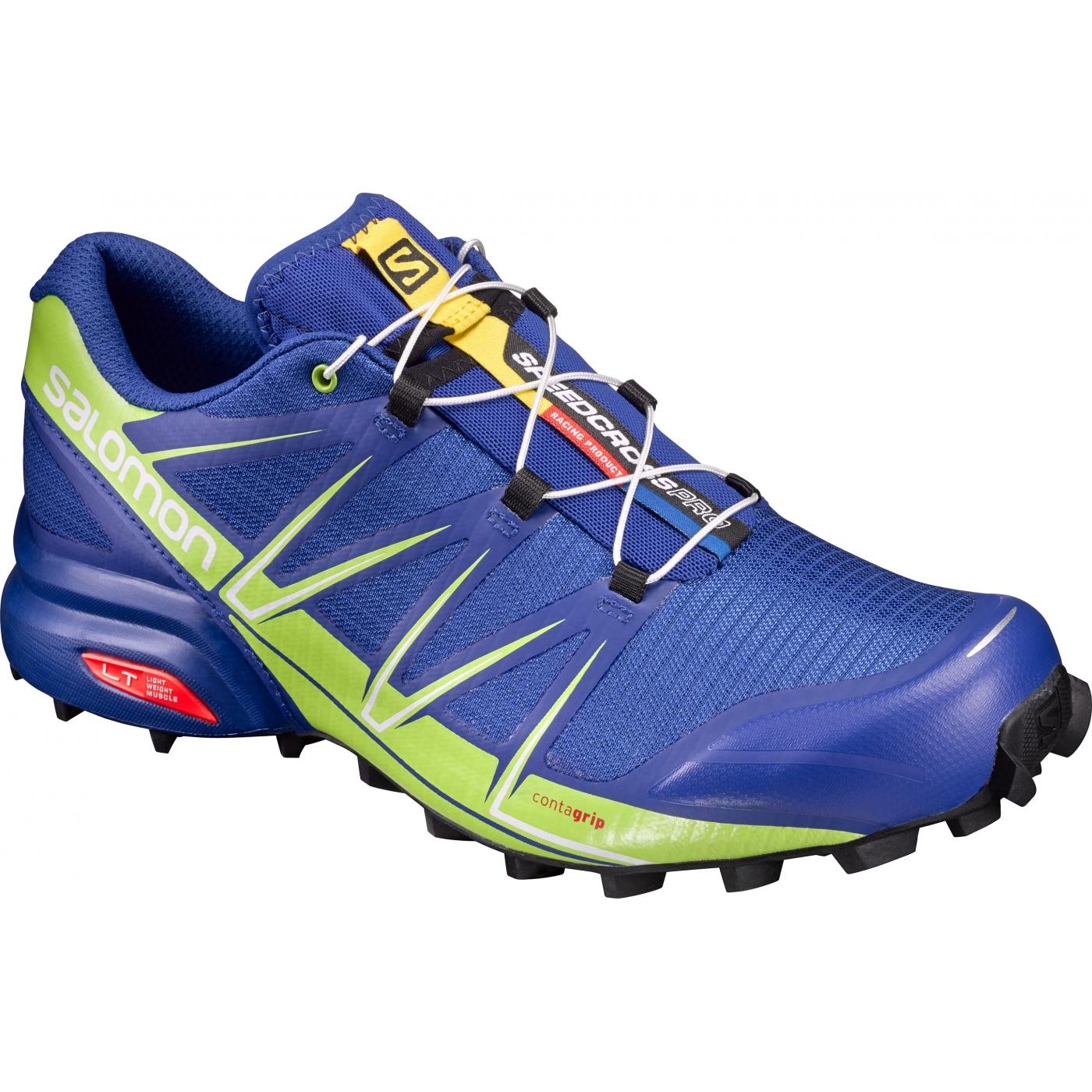 chaussure salomon trail