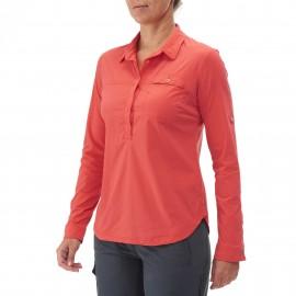 chemise randonnée femme