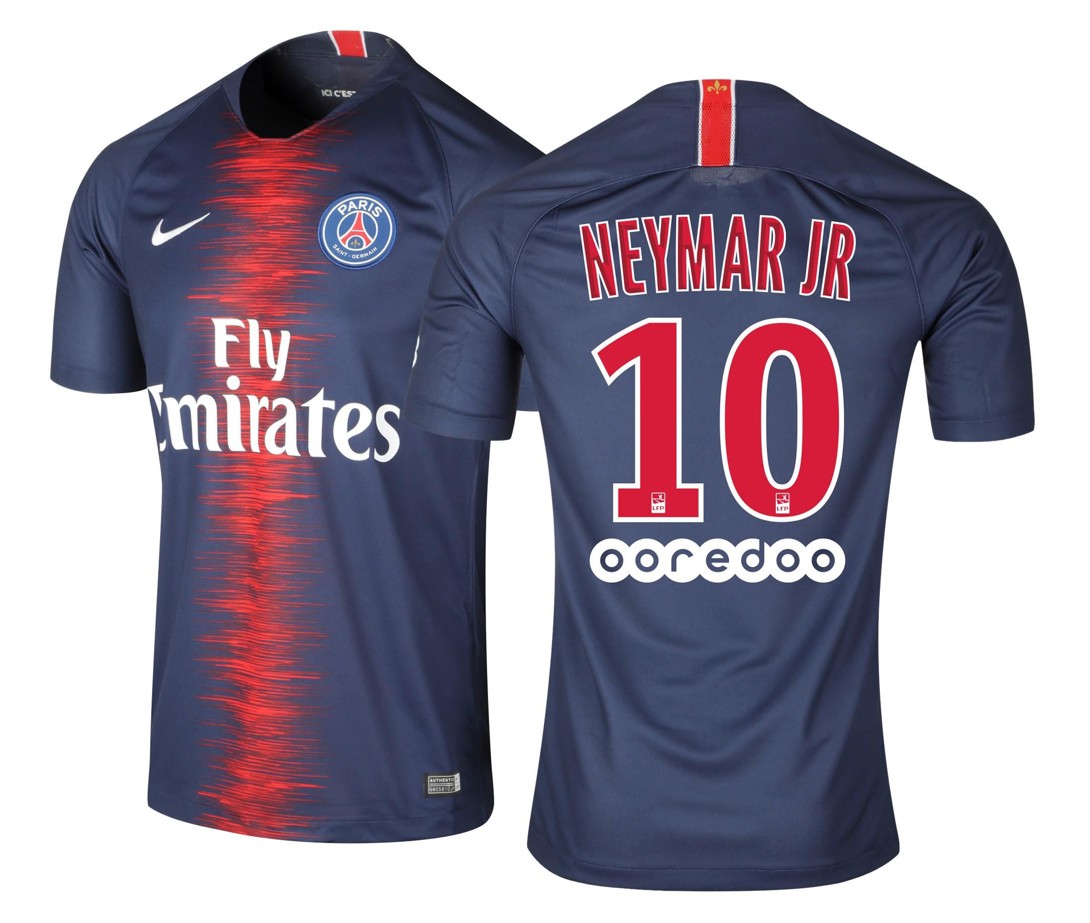 maillot neymar psg junior
